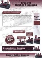 Templates - Rubber Stamping