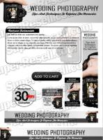Templates - Wedding Photography