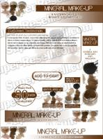 Templates - Mineral Make - up