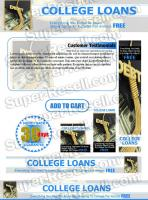 Templates - College Loans