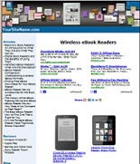 EReaders Website