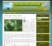 Solar Wind Energy Site