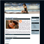 On The Beach 03 WP Theme