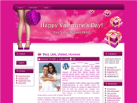 Heart N Boxes WP Theme