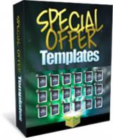 Special Offer Templates
