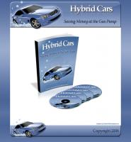 Mini Site Pack - Hybrid Cars