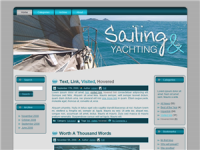 WP Theme - Sailing WP Theme