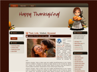 WP Theme - Pilgrim