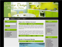 WP Theme - Kitchen Theme