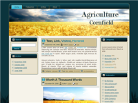 WP Theme - Cornfield WP Theme