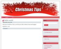 WP Theme 12 Xmas Wordpress Theme...