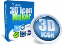 Easy 3D Icon Maker