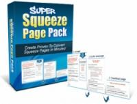 Super Squeeze Page Pack