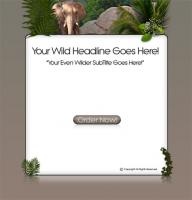 Wildlife Template WP Themes