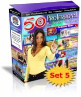 50 Professional Biz HeaderTempla...