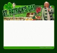 St Patrick Day Mini Site