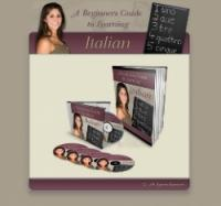 Learning Italian Mini Site