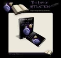 Law Of Attraction Mini Site
