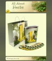 All About Herbs Mini Site