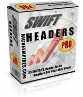 Swift Headers Pro MRR