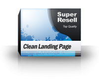 Clean Landing Page Templates