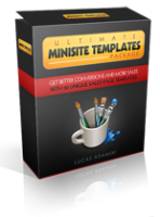 Ultimate Minisite Templates