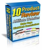 10 Products Review Affiliate Web...