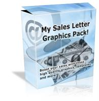 My Sales Letter Graphics Package...