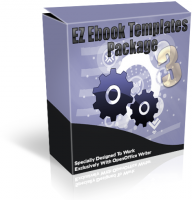 EZ eBook Template Package V3