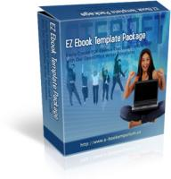 EZ eBook Template package