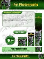 Templates - Pet Photography