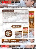 Templates - Karate For Kids