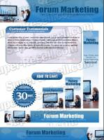 Templates - Forum Marketing