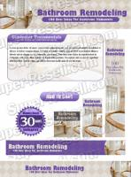 Templates - Bathroom Remodeling