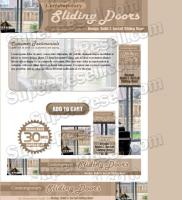 Templates - Sliding Doors