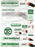 Templates - Debt Consolidation