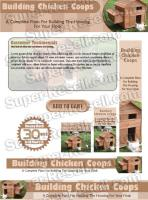 Templates - Chicken Coops