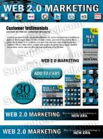 Templates - Web 2.0 Marketing
