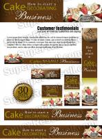 Templates - Cake Decorating