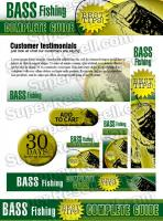 Templates - Bass Fishing