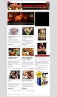 Anabolic Cooking Health Niche Bl...