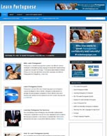 Learn Portuguese Niche Blog