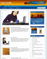 Learn Arabic Niche Blog