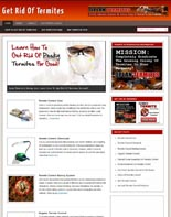 Get Rid Of Termites Niche Blog