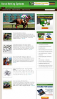 Horse Betting Niche Blog