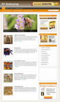 DIY Beekeeping Niche Blog
