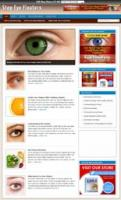 Eye Floaters Niche Blog