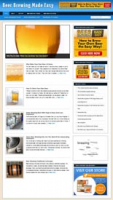 Beer Brewing Niche Blog