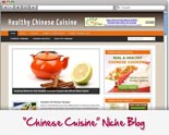Chinese Cuisine Blog