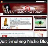 Quit Smoking Niche Blog